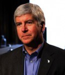 Governor Rick Snyder about care for his mother